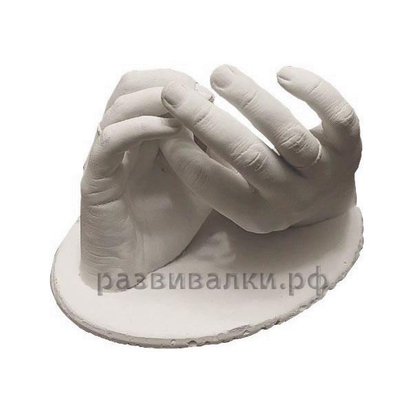 Слепки рук великих людей фото