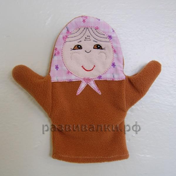 Кукла варежка своими руками фото