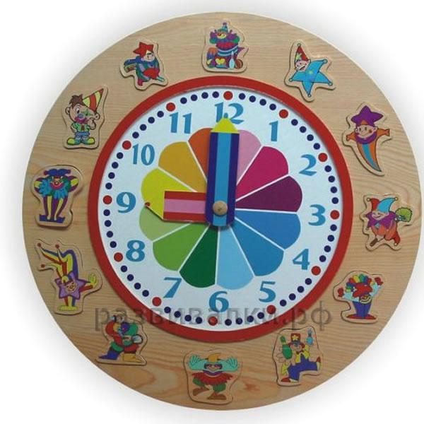 Сделать игрушечные часы своими руками 58