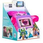Автомобильный чехол-игрушка для телефона (для девочек)