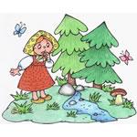 Развитие речи у детей Словесный сад