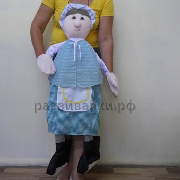 Ростовые куклы сшить своими руками