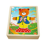 Медвежонок Маша (в коробке, B-004)