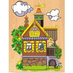 Деревенский дом (D-113)