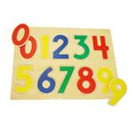 Цветные цифры (B-027)