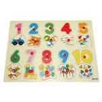 Цветные цифры (A-230)