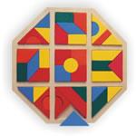 Радужный восьмиугольник (D-157)