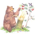Рассказы Бианки для детей