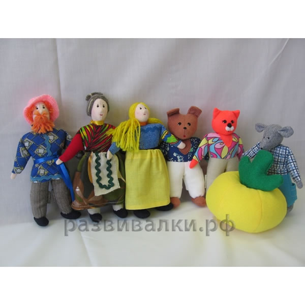 Кукла для сказки своими руками 634