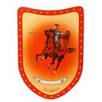 Богатырский щит