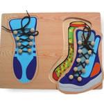 Два ботинка (D-092)