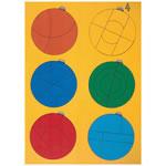 Комплект головоломок Никитина Сложи круг