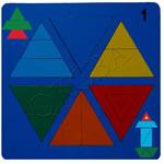 Сложи треугольник (№1)