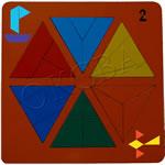 Сложи треугольник (№2)