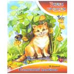 Солнечный котенок