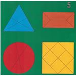 Веселая геометрия (№5)