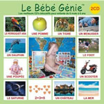 CD-ROM Le Bebe Genie (французская версия)