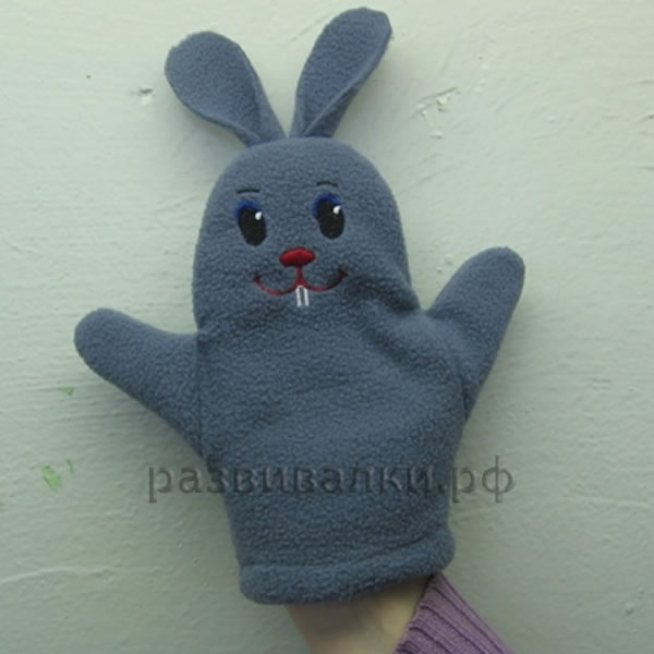 Кукла перчатка своими руками фото